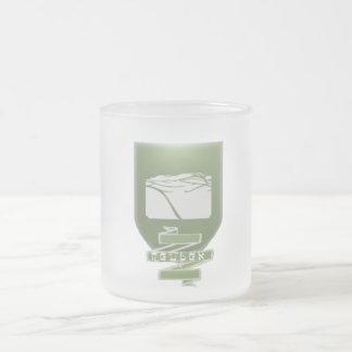 Tribe Reuben Frosted Glass Mug