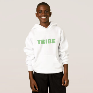 Tribe White Sweater