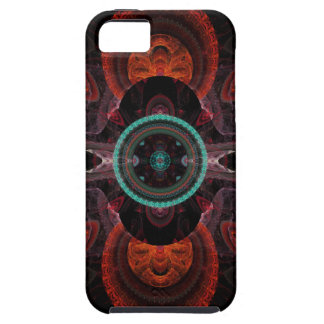 Tribunal Abstract Fractal Artwork iPhone 5 Cases