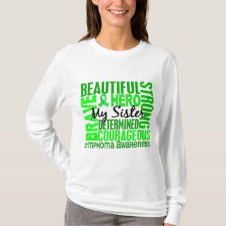 Tribute Square Sister Lymphoma T-Shirt