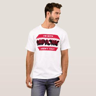 Tribute to The Thin White Duke T-Shirt