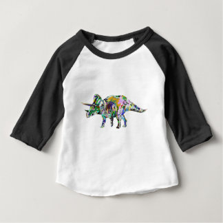 triceratops3 baby T-Shirt