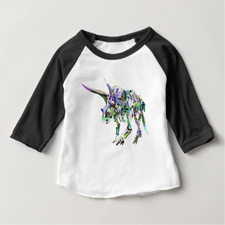 triceratops4 baby T-Shirt