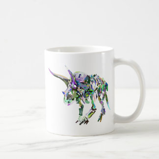 triceratops4 coffee mug