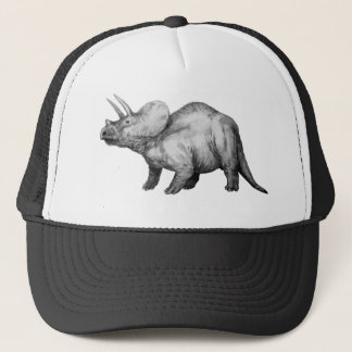triceratops5 trucker hat