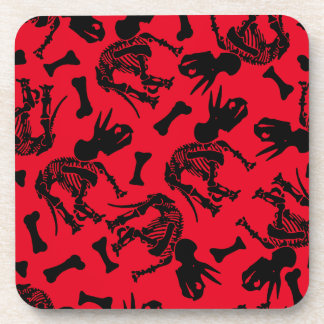 Triceratops bones coaster