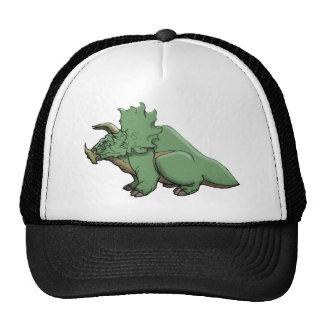 Triceratops Cap