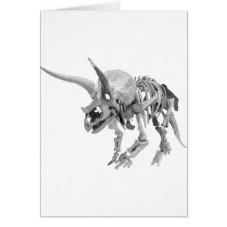 triceratops card