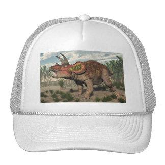 Triceratops dinosaur - 3D render Cap