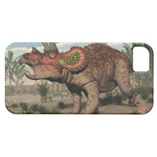 Triceratops dinosaur - 3D render Case For The iPhone 5