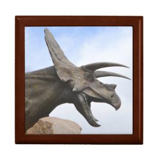 Triceratops Dinosaur Gift Box