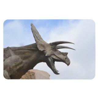 Triceratops Dinosaur Magnet