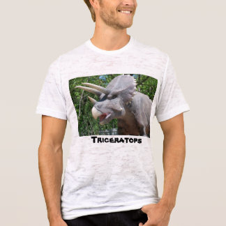 Triceratops/Dinosaurs T-Shirt