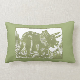 Triceratops Lumbar Pillow