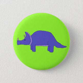 Triceratops pin