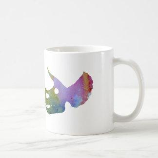 Triceratops Skull Coffee Mug