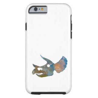 Triceratops Skull Tough iPhone 6 Case
