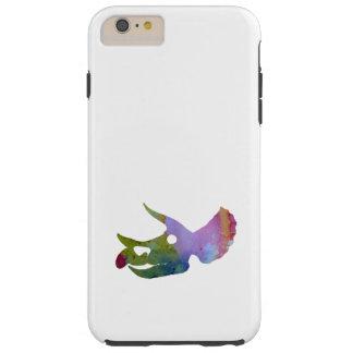 Triceratops Skull Tough iPhone 6 Plus Case