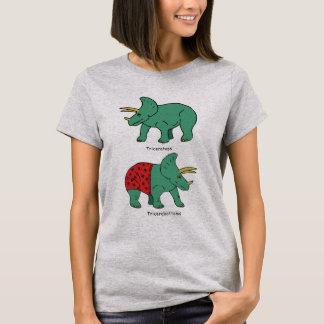 Triceratops & Tricerabottoms T-Shirt