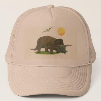 Triceratops Trucker Hat