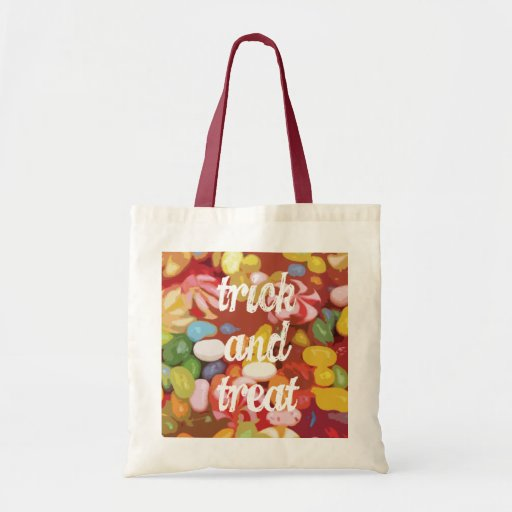 Trick and Treat Candy Bag