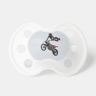 Trick Motocross Pacifiers