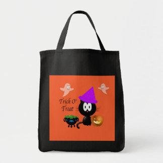 Trick o' Treat Halloween Tote Bag