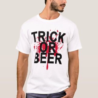 Trick or Beer ..png T-Shirt