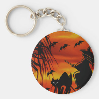 Trick or Treat #4_ Key Chains