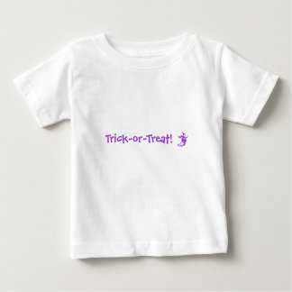 Trick-or-Treat! Baby T-Shirt