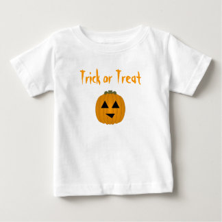 Trick or Treat Baby T-Shirt