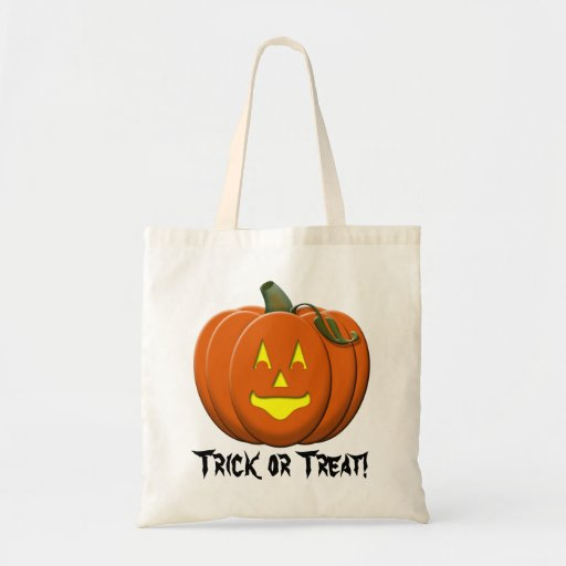 Trick or Treat! Tote Bags