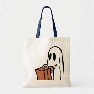 Trick or Treat bags for kids. Ghost