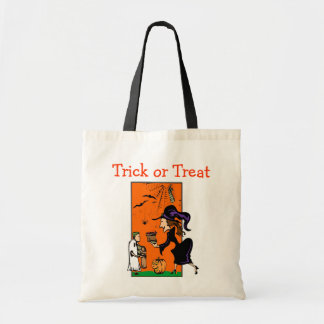 Trick or Treat - Budget Tote Budget Tote Bag