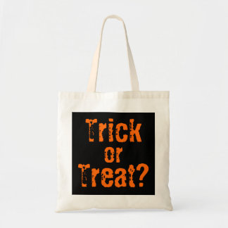 Trick or Treat? Candy Bags