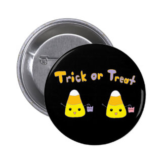 Trick or Treat Candy Corn Pins