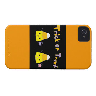 Trick or Treat Candy Corn iPhone 4 Cover