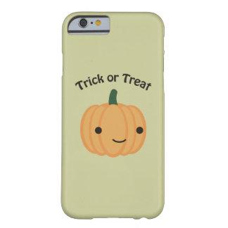 Trick or treat - Cute Pumpkin iPhone 6 Case