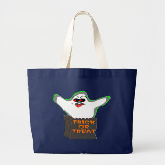 Trick-or-Treat Ghost Halloween Bags