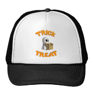 Trick or Treat Ghost Hats