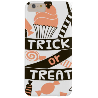 Trick or Treat Goodies Design Barely There iPhone 6 Plus Case