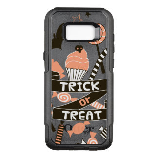 Trick or Treat Goodies Design OtterBox Commuter Samsung Galaxy S8+ Case