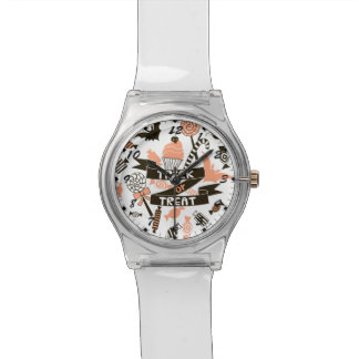 Trick or Treat Goodies Design Watch