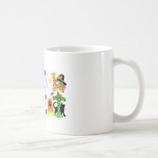 Trick or Treat Greeting Mug