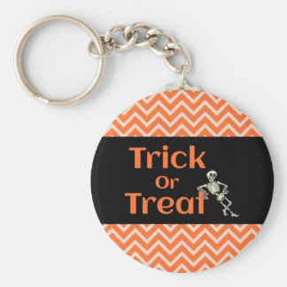 Trick Or Treat Halloweeen Keychains