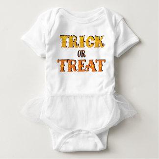 Trick or Treat Halloween Baby Bodysuit
