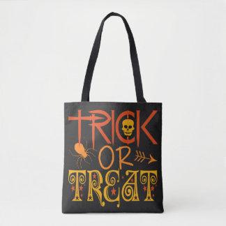 Trick or Treat Halloween bags Tote Bag