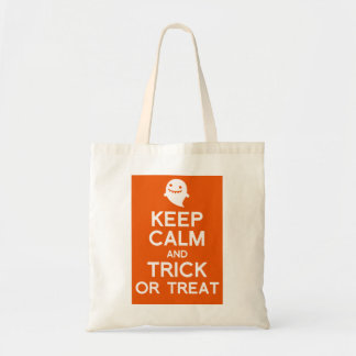 Trick or treat / Halloween candy bag