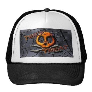 Trick or Treat Halloween Costume Hat