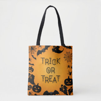 Trick or Treat Happy Halloween bags